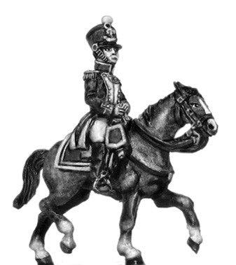 (WF15) Mounted officer