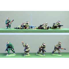 (INS28) Scouts, wearing amoeba suits -8 figures