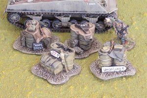 (TFL01a) Chain of Command Jump-off Markers
