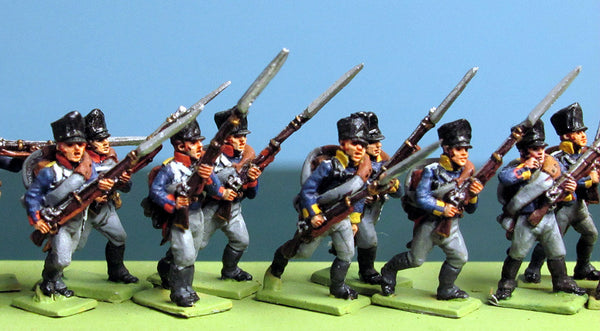 (AB-PR02) Musketeer | advancing