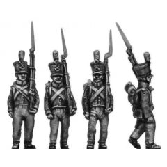 (AB-NED24)  Dutch-Belgian/Chasseur/jager marching
