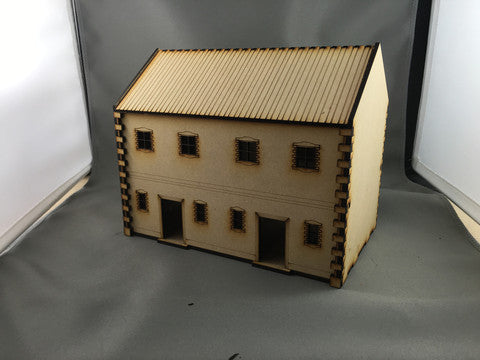 (BAL1002) Row House 28mm