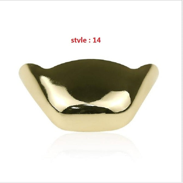 Shoe Toe Decorative Metal Cover