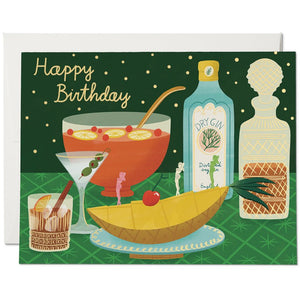 Load image into Gallery viewer, BOOZY BIRTHDAY CARD
