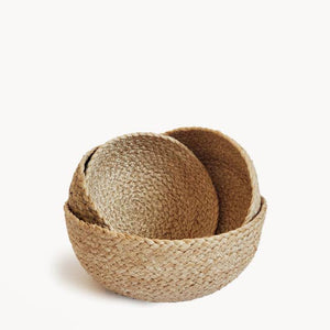 Kata Candy Bowl - Natural (Set of 4)