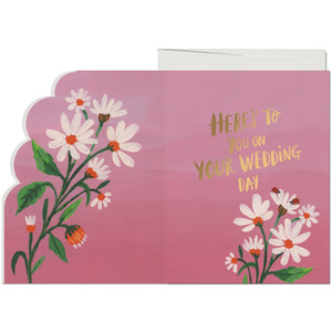 YOUR WEDDING CARD