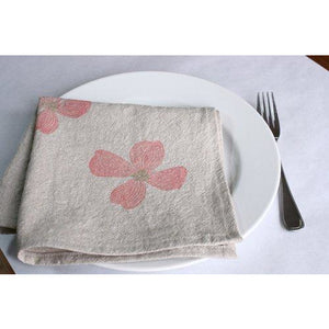 Cloth Napkins, Dogwood