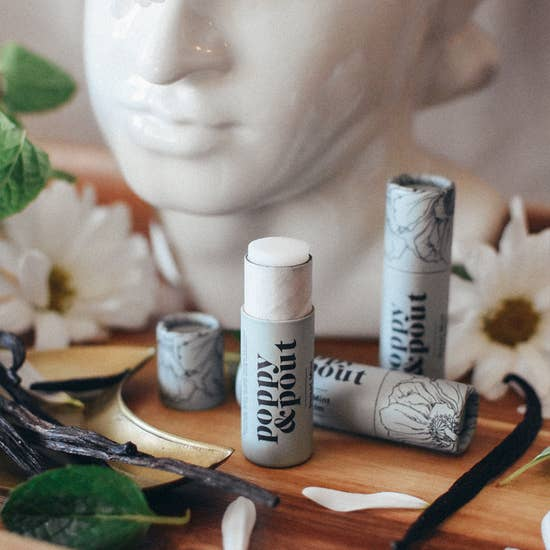 Sweet Mint Lip Balm, Natural Hydrating Skin Care