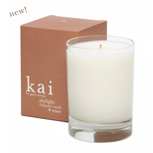 kai*rose skylight candle