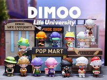 Load image into Gallery viewer, POPMART DIMOO(ディムー) Life Univercity シリーズ【12個入りBOX】