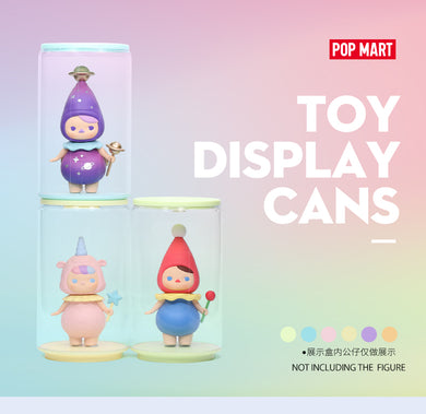 POPMART Toy Display Cans BOX - tretoy(トレトイ)