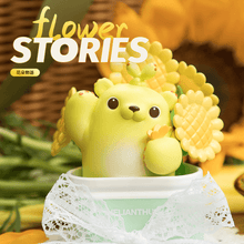 Load image into Gallery viewer, 圆梦筑成 DooroBear(ドーロベアー)FlowerStories - tretoy(トレトイ)