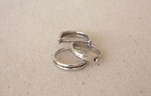 Louie Jewelry - Double Ring