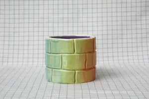 777 Heaven Int'l - Rainbow Brick Well Mini Mug
