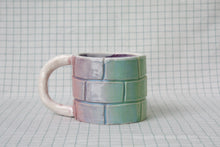 Load image into Gallery viewer, 777 Heaven Int'l - Rainbow Brick Well Mini Mug