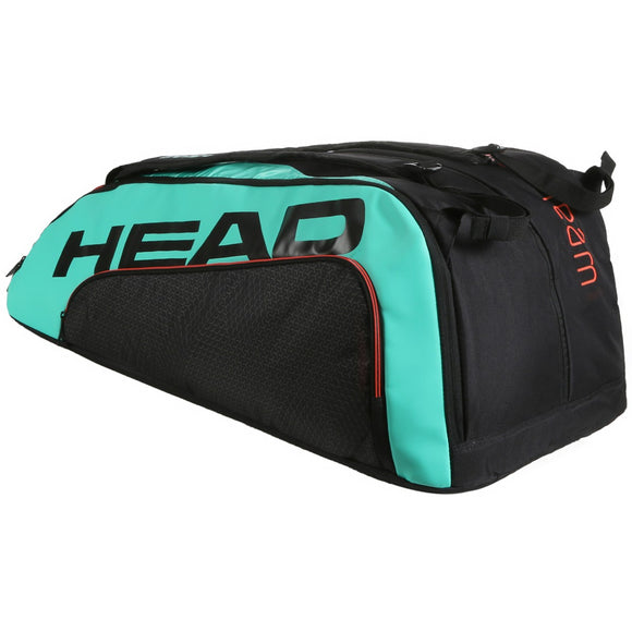 HEAD TOUR TEAM GRAVITY MONSTERCOMBI 12R TENNIS BAG