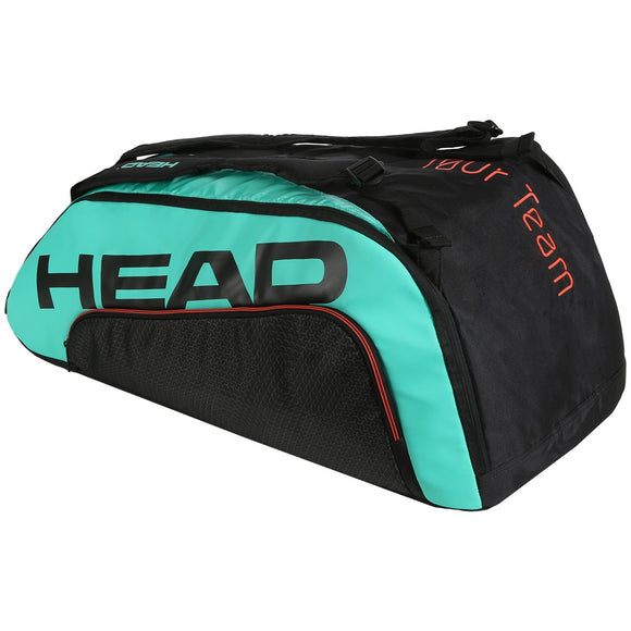 HEAD TOUR TEAM GRAVITY SUPERCOMBI 9R TENNIS BAG