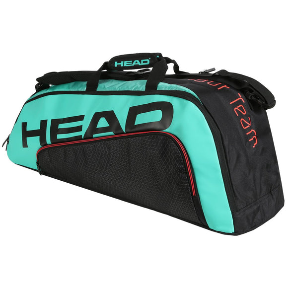 HEAD TOUR TEAM GRAVITY COMBI 6R TENNIS BAG