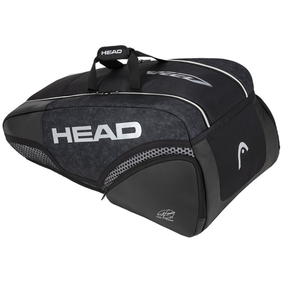 HEAD DJOKOVIC 9R MONSTERCOMBI TENNIS BAG