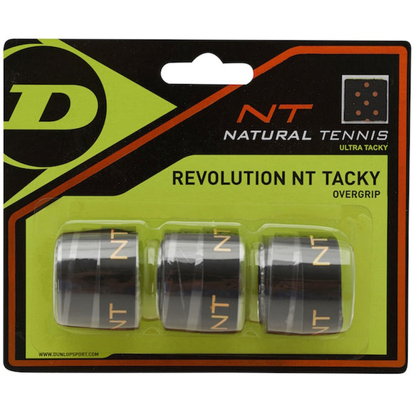 DUNLOP REVOLUTION NT TACKY OVERGRIP