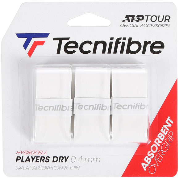 TECNIFIBRE PLAYERS DRY OVERGRIP