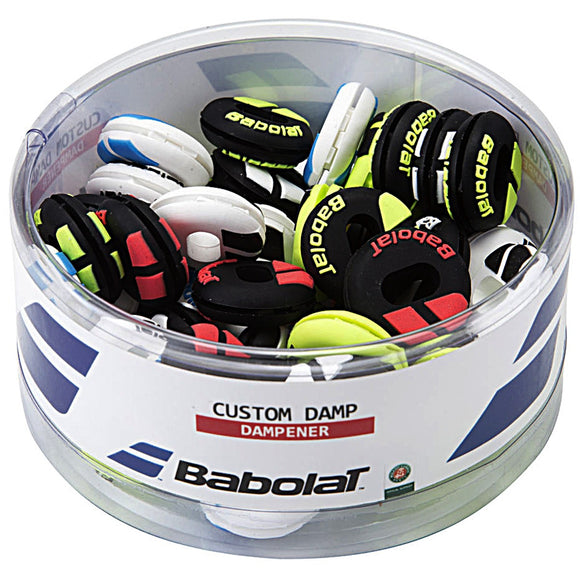 BOX OF 48 BABOLAT CUSTOM DAMP