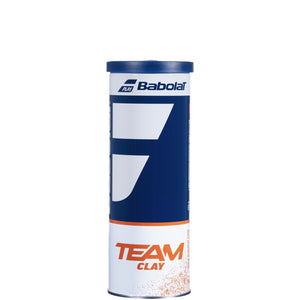 SINGLE CAN OF 3 BABOLAT TEAM CLAY BALLS