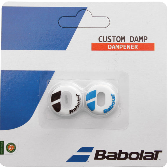 BABOLAT CUSTOM DAMP (BLACK/BLUE)