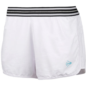 DUNLOP WOMEN'S PERFORMANCE SHORT (WHITE)