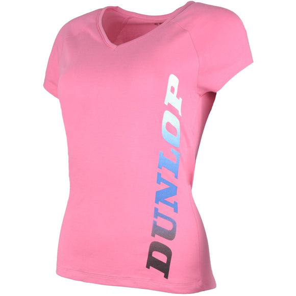 DUNLOP WOMEN'S CREW ESSENTIAL T-SHIRT