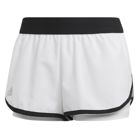ADIDAS WOMEN'S CLUB SHORT