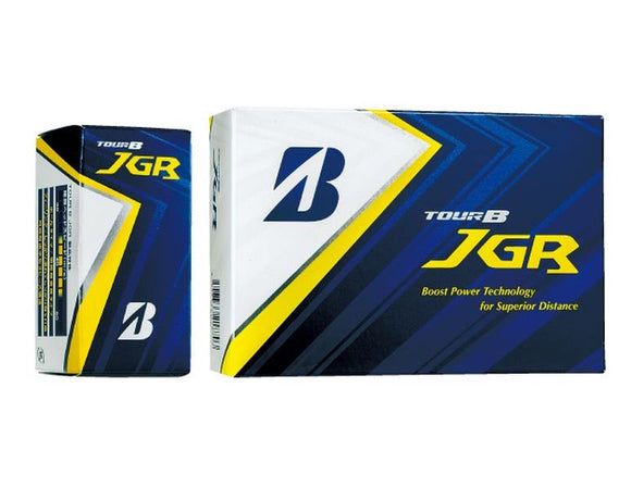 BRIDGESTONE TOUR B JGR GOLF BALL (12 balls)