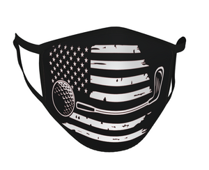 "FACE MASK ""FLAG"""