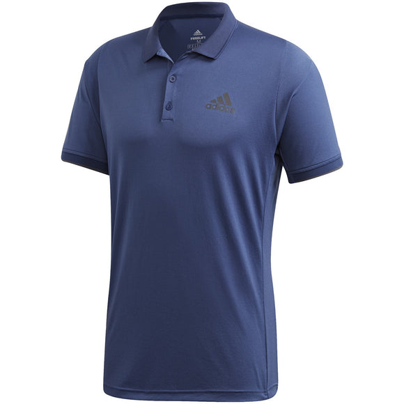 ADIDAS MEN'S FREELIFT POLO (NAVY)