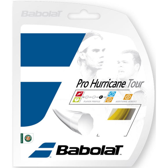 BABOLAT PRO HURRICANE TOUR (12 METERS) STRING PACK