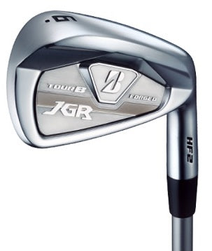 BRIDGESTONE TOUR B JGR HF2 IRONS
