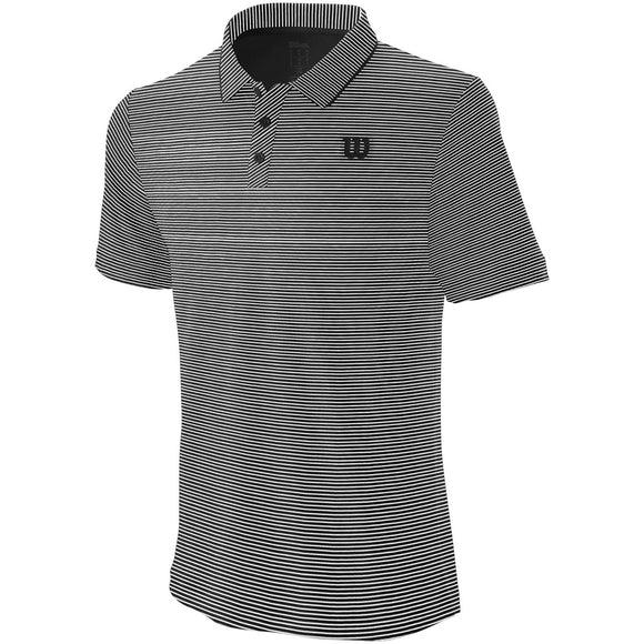 WILSON MEN'S TRAINING POLO