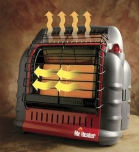 How Do Gas Heaters Work?