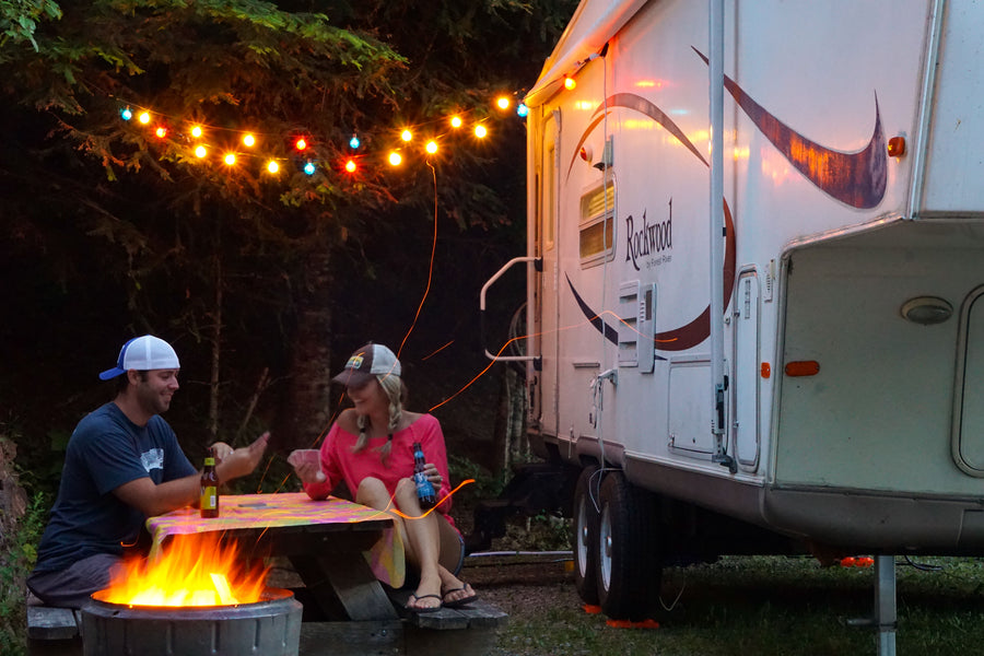 How to Get into Full Time RV Living