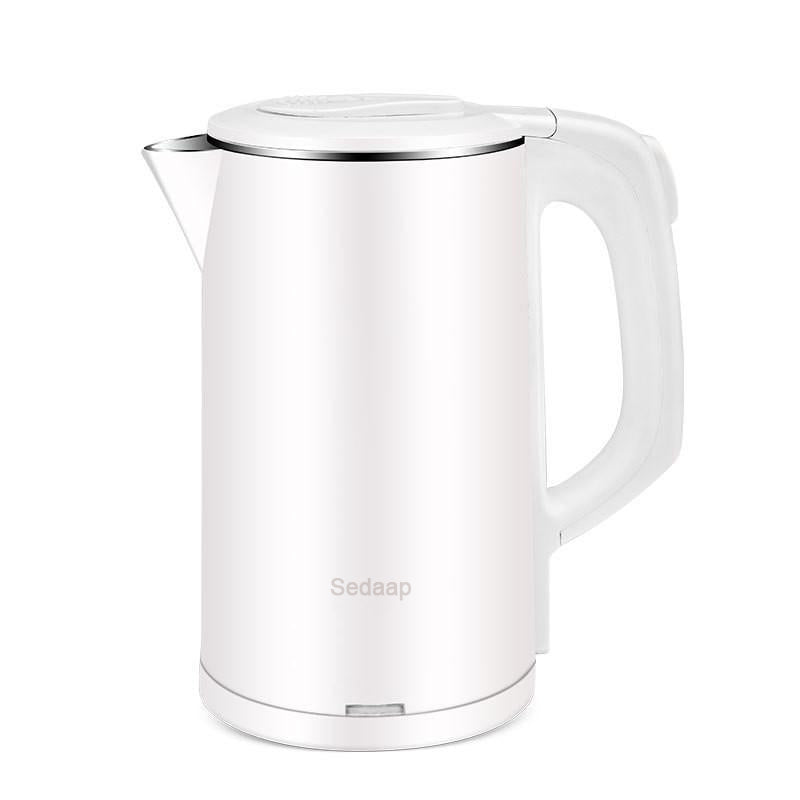 Sedaap Electric kettle fast boiling 1.7 L household stainless steel smart electric kettle