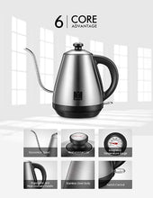 Load image into Gallery viewer, Stainless Steel Quick Heating Water Kettle Teapot-4