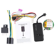 Load image into Gallery viewer, 2G GSM GT02A Relay GPS Tracker