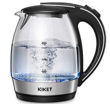 Load image into Gallery viewer, 1.8L Fast Boil Cordless Hot Water Kettle with LED Indicator-3