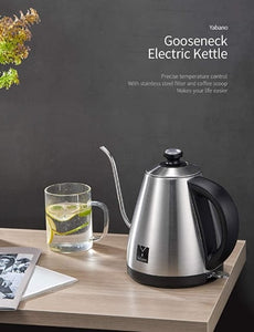 Stainless Steel Quick Heating Water Kettle Teapot-8