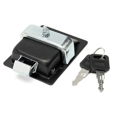 Load image into Gallery viewer, Black Rv Car Paddle Entry Door Lock-9