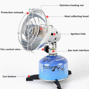 Portable High-Quality Outdoor Mini Gas Heater-5
