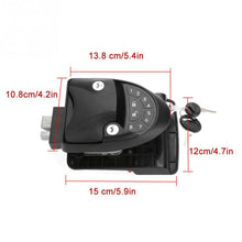 Load image into Gallery viewer, 30M Remote-Control RV Entry Door Lock-14