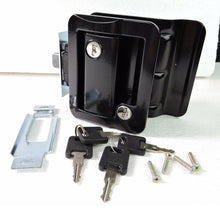 Load image into Gallery viewer, Durable Zinc Alloy RV Paddle Entry Door Lock-8