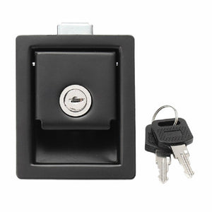 Panel-Typed Rv Entry Door Lock-12