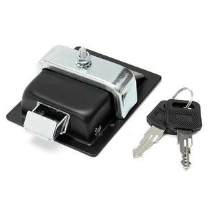 Panel-Typed Rv Entry Door Lock-7